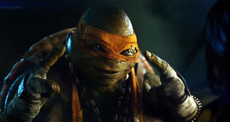 as tartarugas ninja michelangelo