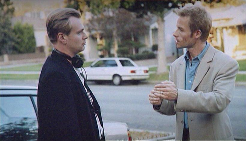 Christopher Nolan por Marcelo Seabra Amnésia