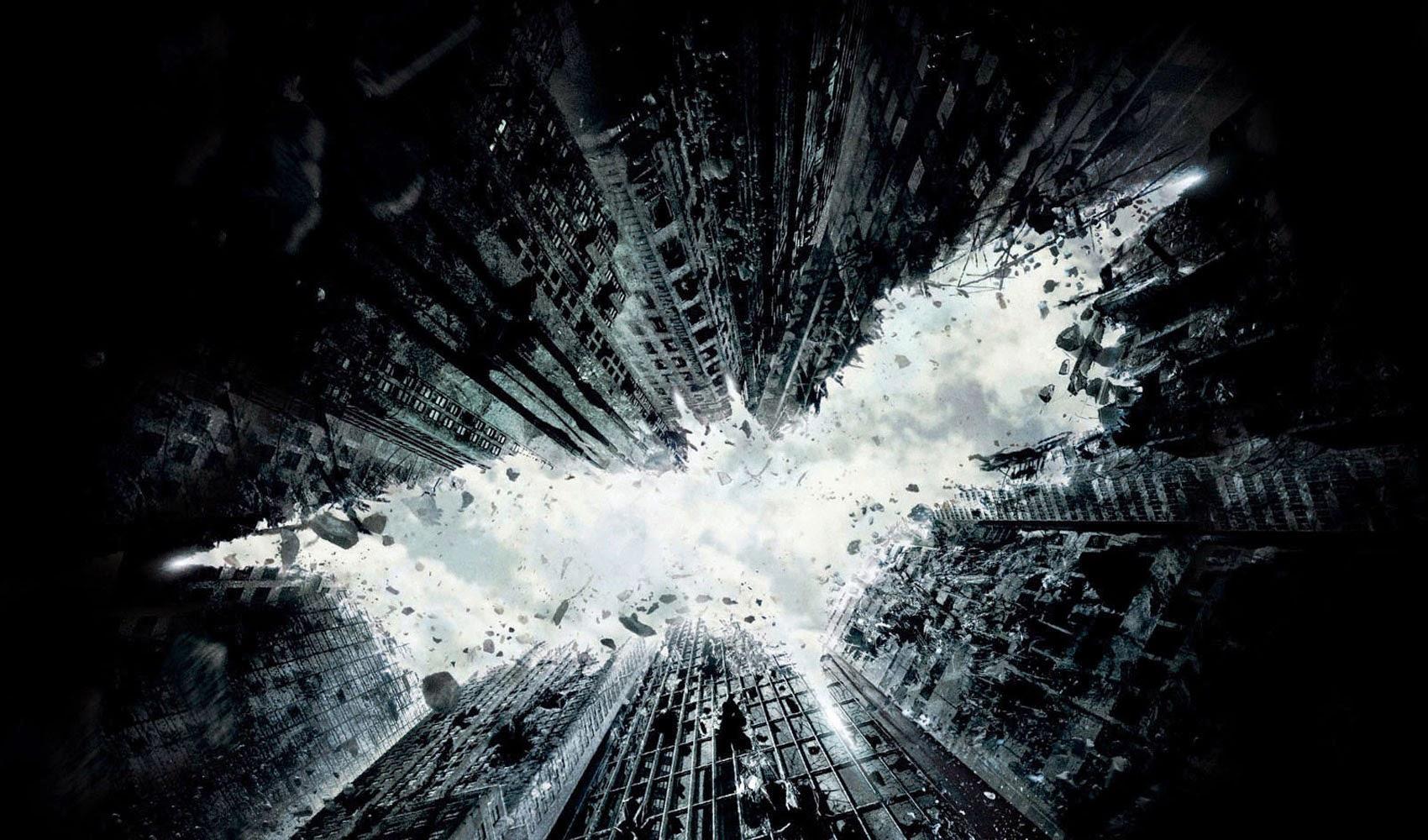Especial Christopher Nolan Batman O Cavaleiro das Trevas Ressurge