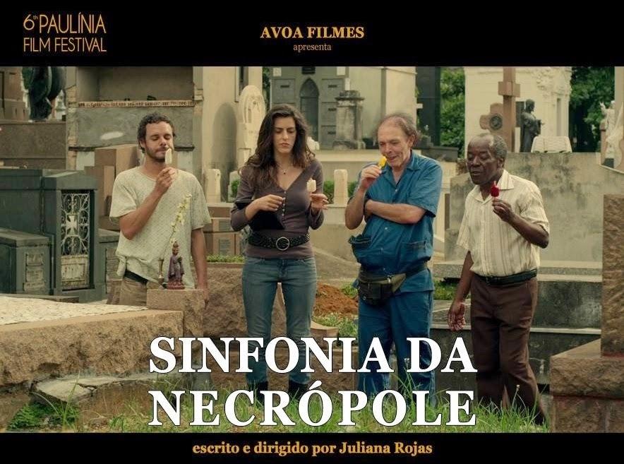 Sinfonia da Necrópole Crítica Mostra São Paulo