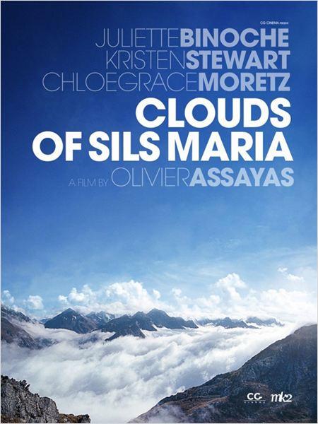 Poster Acima das Nuvens – Cinema de Buteco