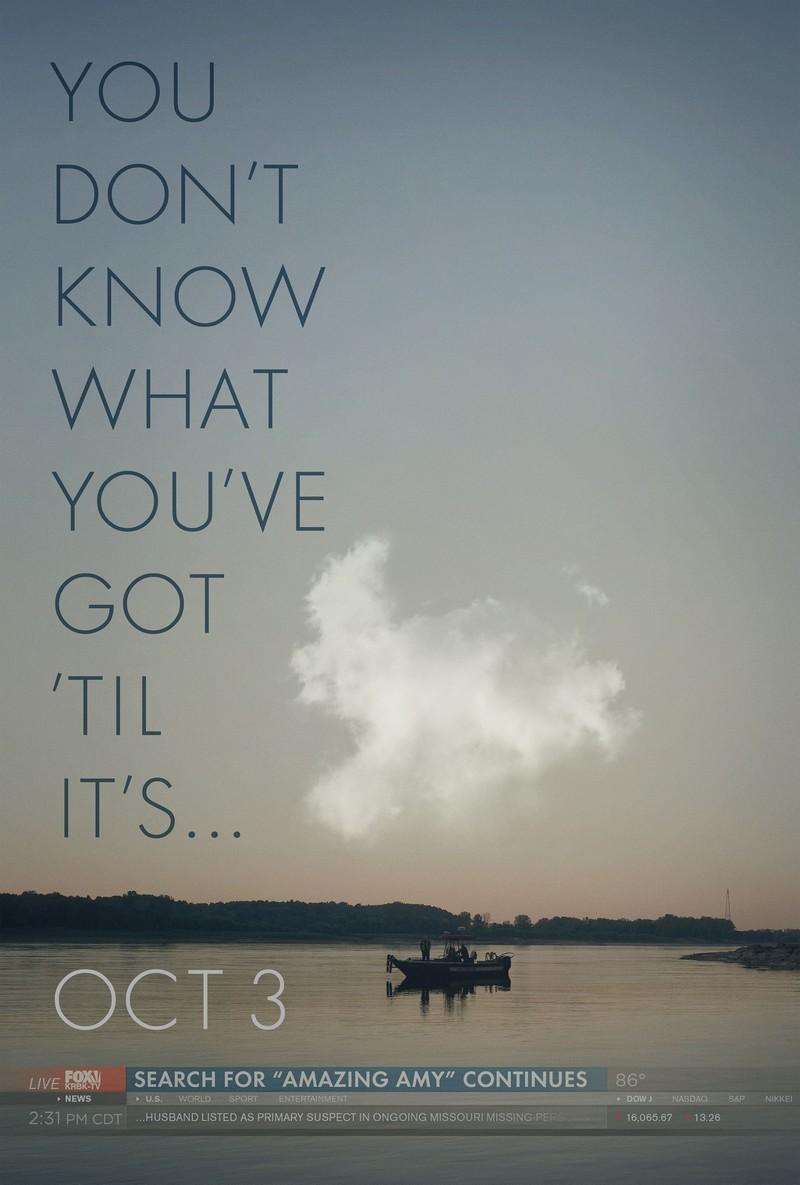 poster garota exemplar estreia 2 de outubro