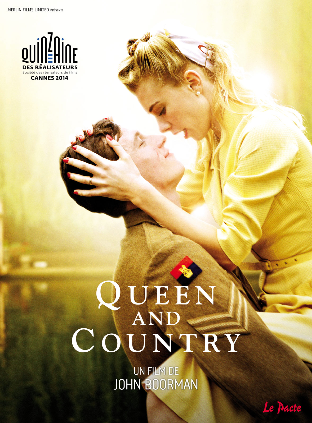 poster queen and country