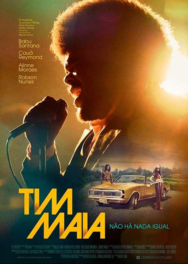 poster tim maia o filme