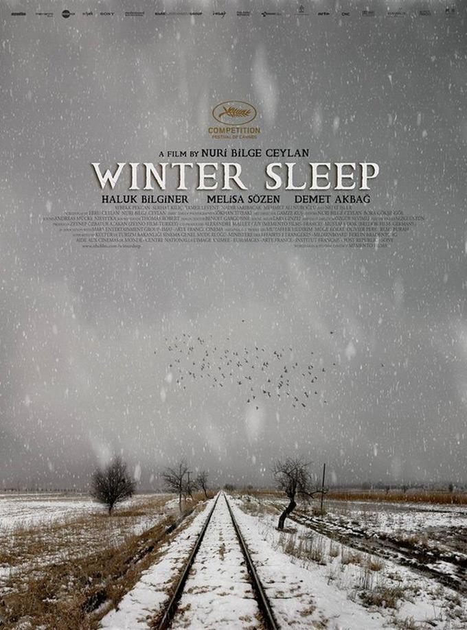 poster winter sleep cinema de buteco