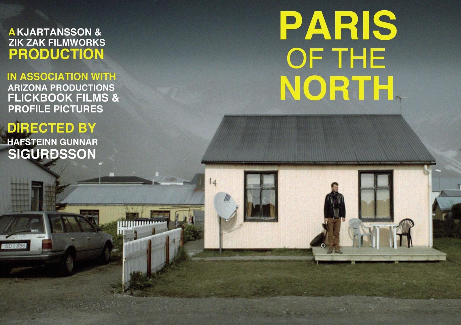 Banner Paris do Norte – Cinema de Buteco