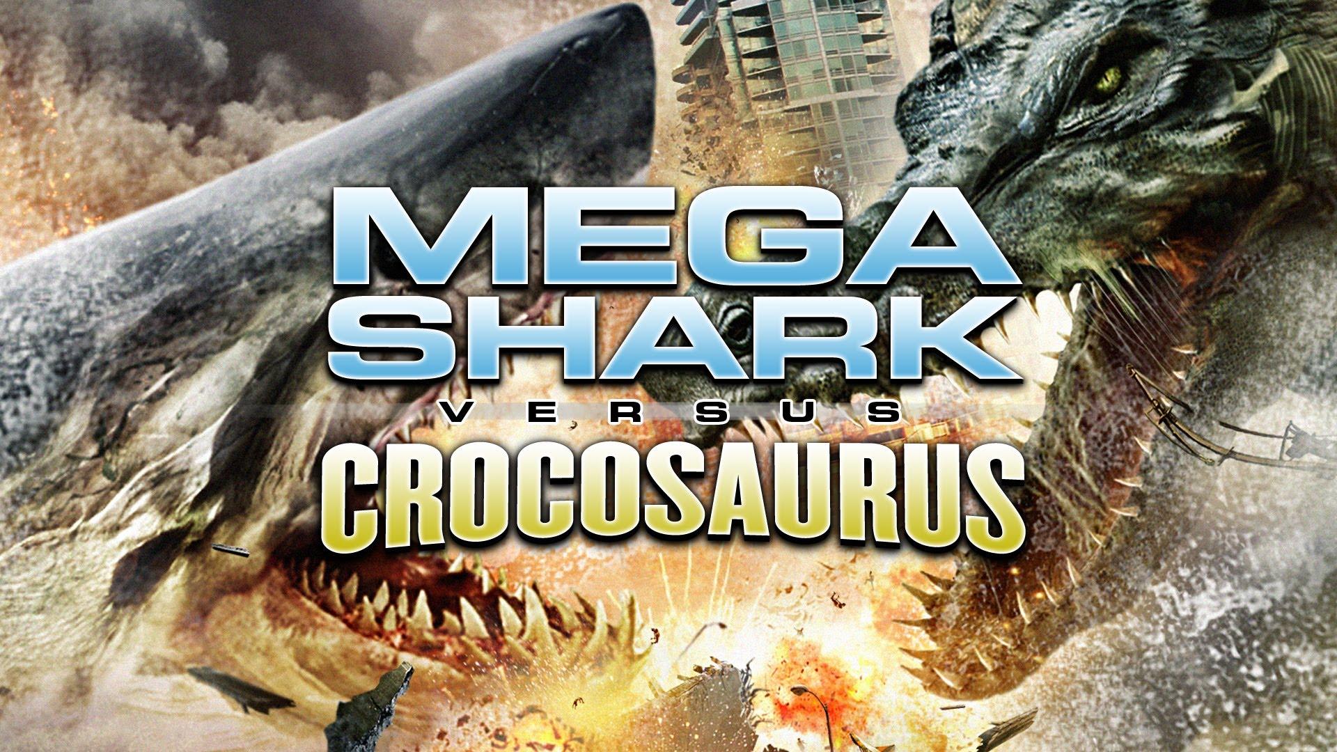Megashark vs Crocosaurus