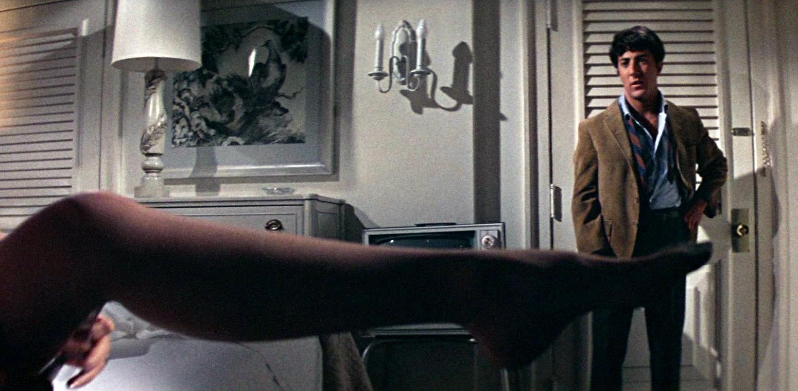 A Primeira Noite de Um Homem – Mike Nichols
