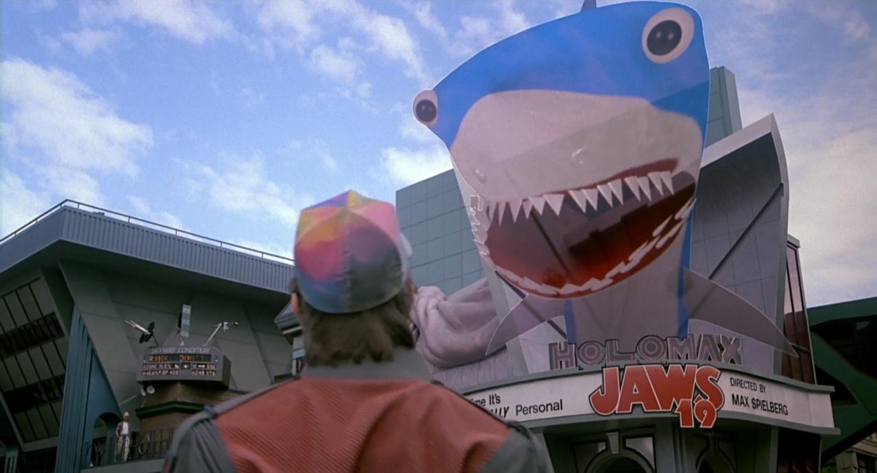 De Volta Para o Futuro – Tubarão 19