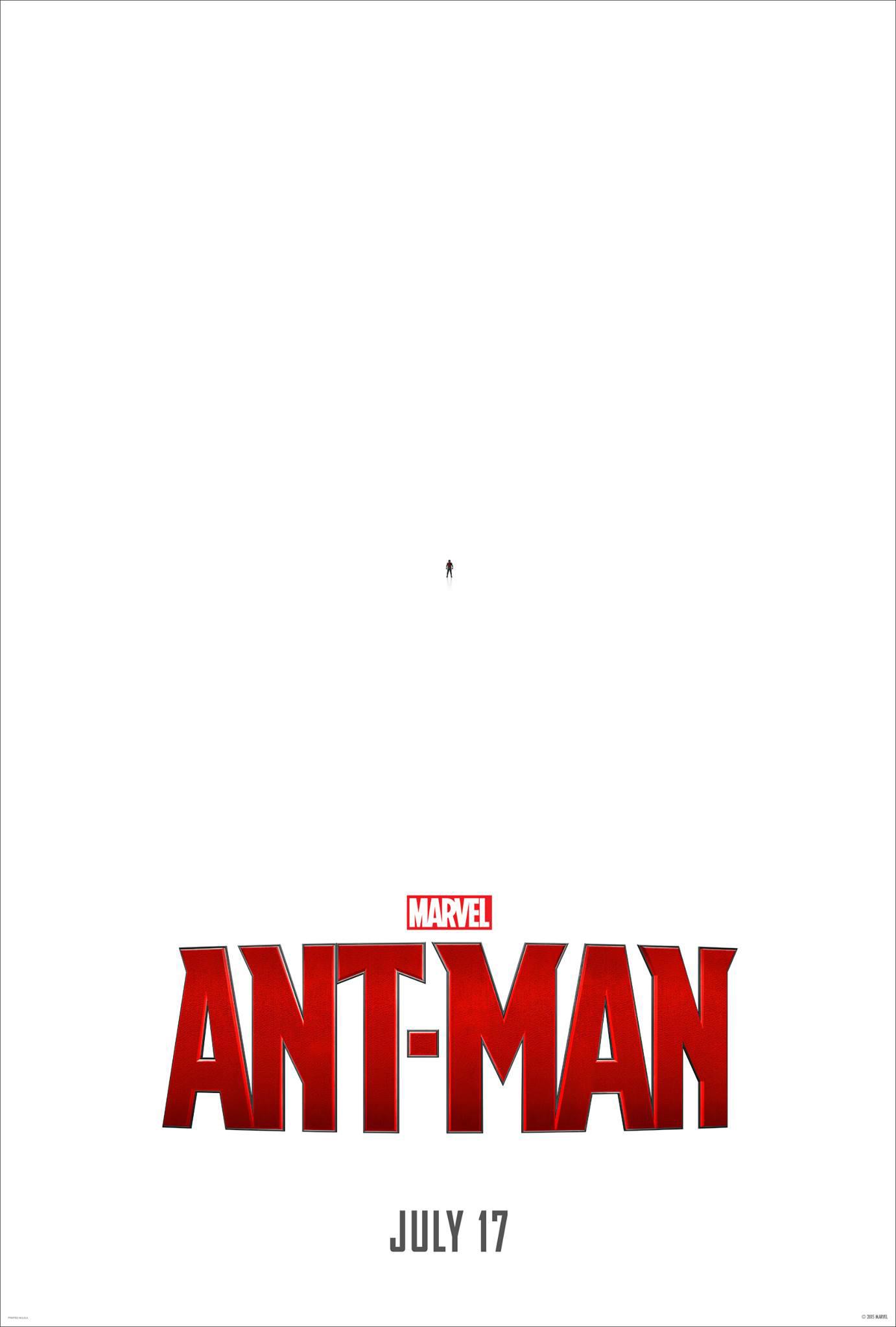 Homem-Formiga Pôster