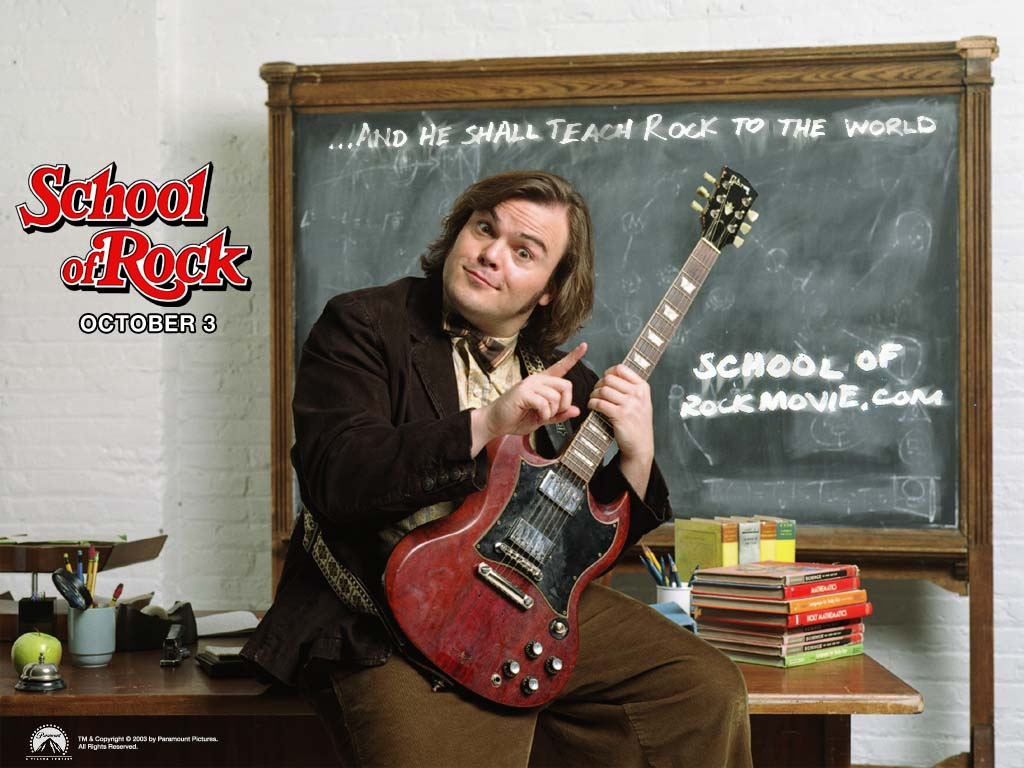 Os Melhores Filmes de Richard Linklater – A Escola de Rock
