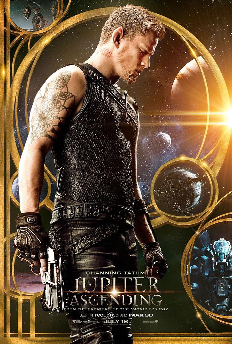 Poster O Destino de Jupiter