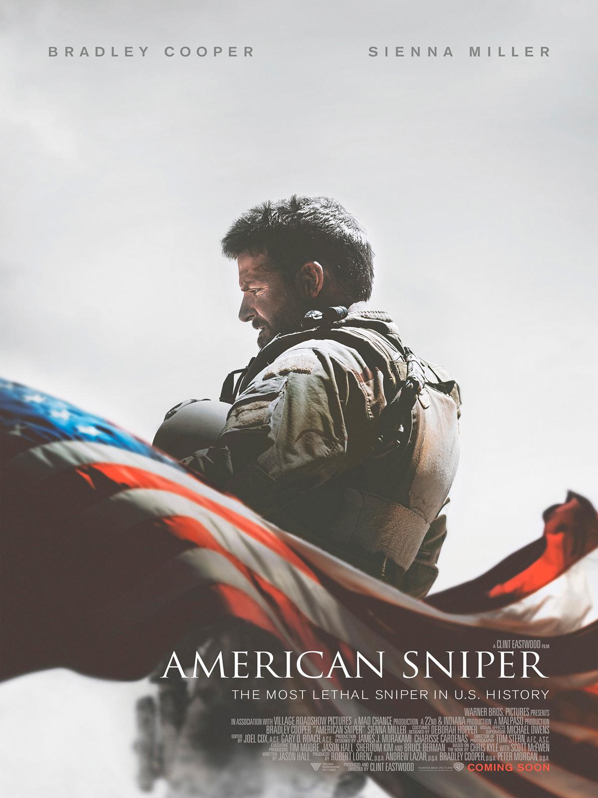 poster sniper americano