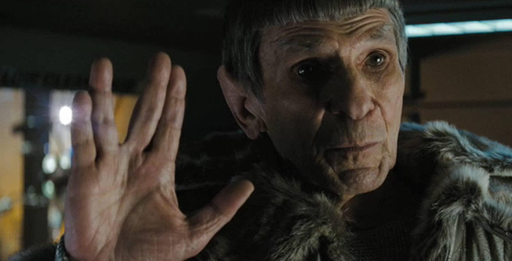 Leonard Nimoy Spock Star Trek