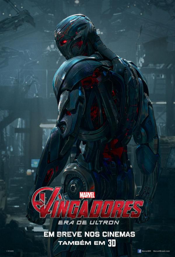 Poster A Era de Ultron
