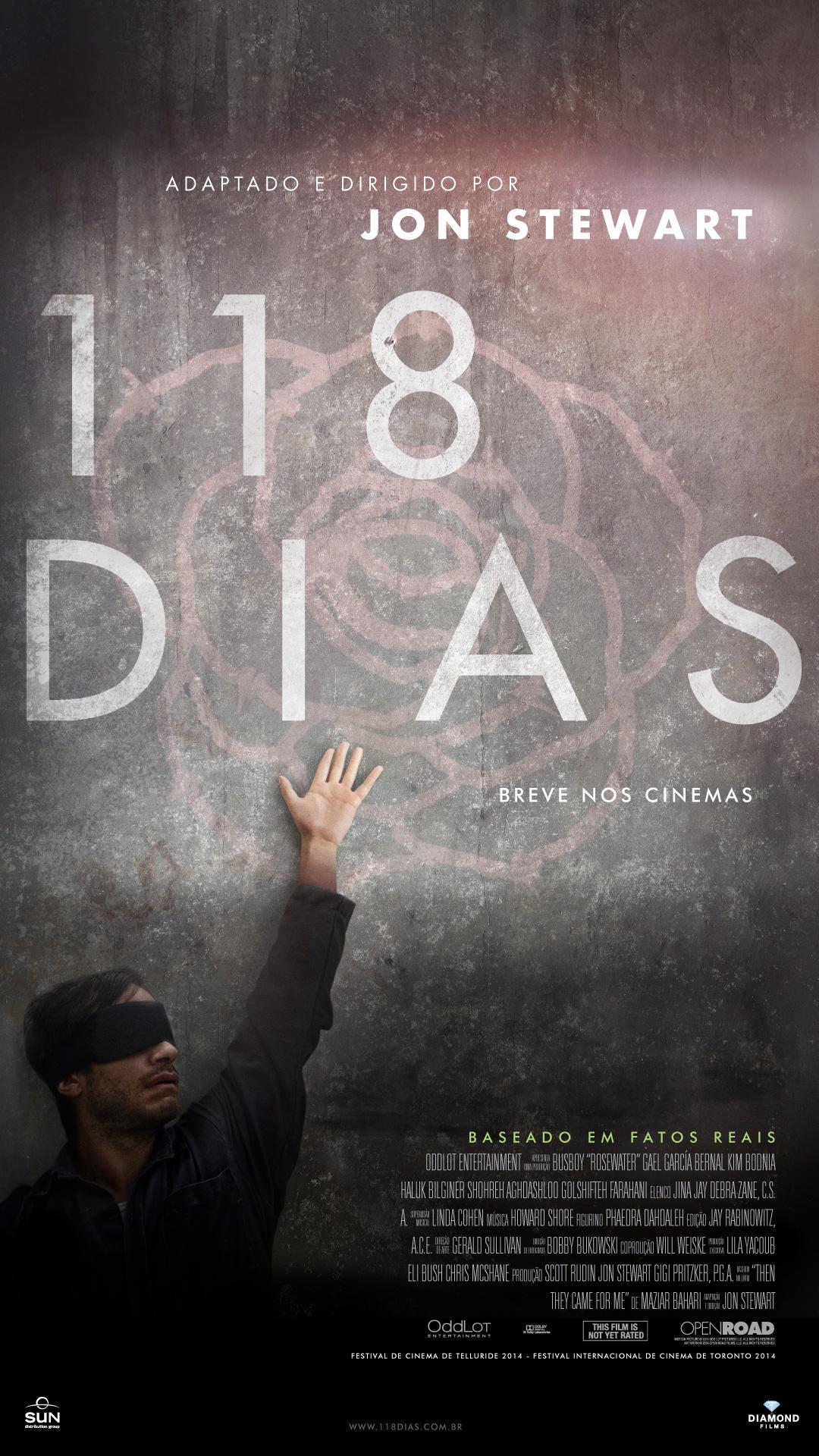Poster do filme 118 Dias