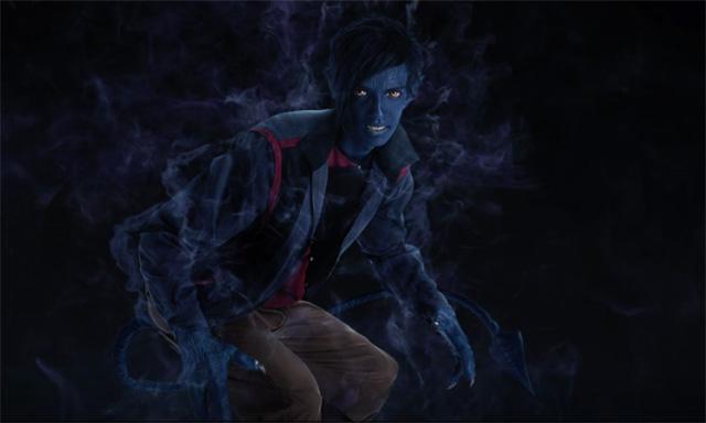 Primeira imagem de Kodi Smit-Mcphee como Noturno
