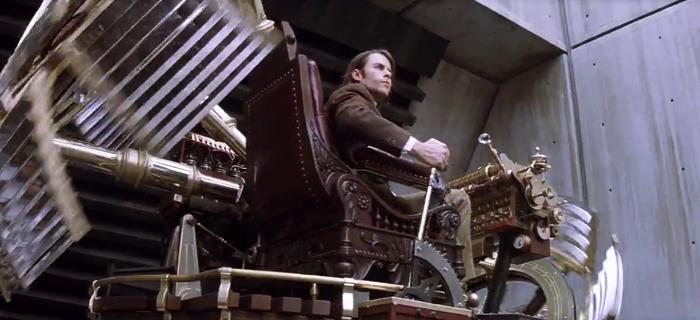 filmes sobre viagem no tempo a maquina do tempo