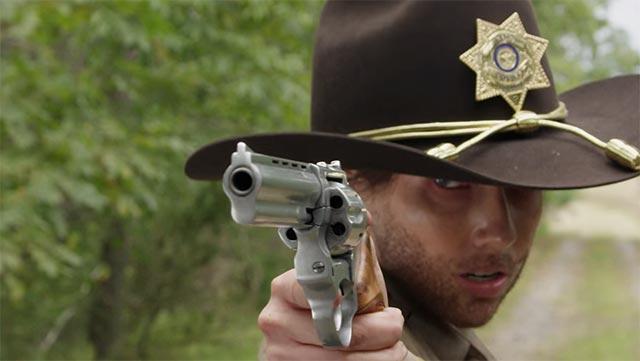 parodia Walking Dead