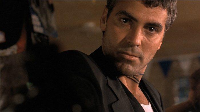 George Clooney em Um Drink no Inferno