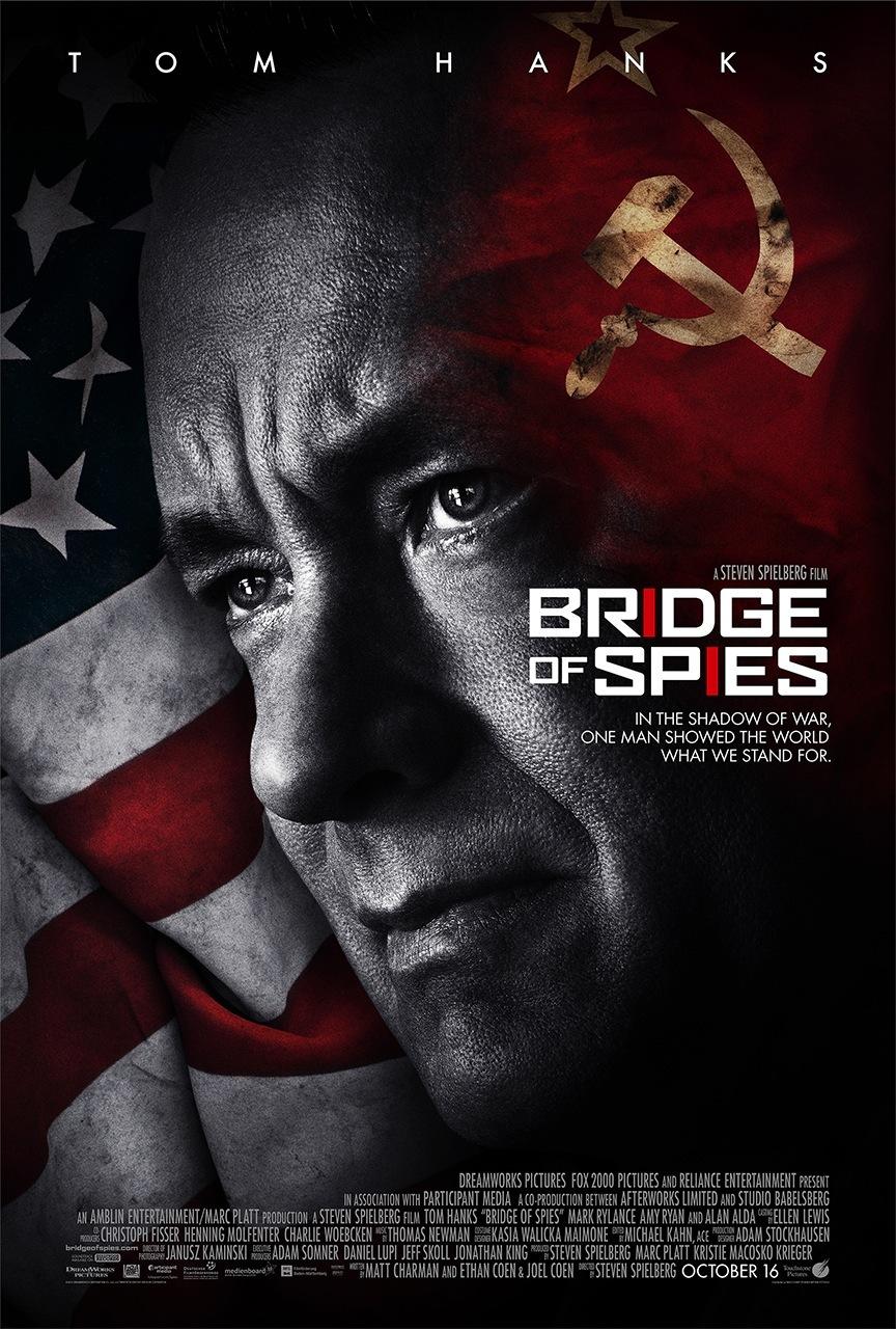 Poster Bridges of Spies