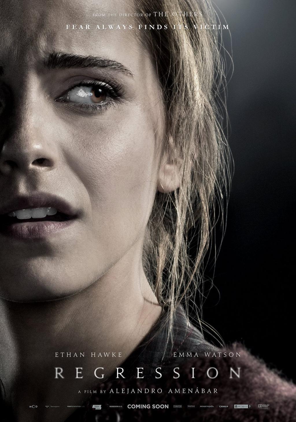 ... Ethan Hawke juntos no trailer de Regression | Cinema de Buteco