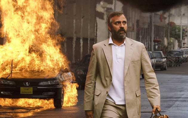 Syriana – George Clooney