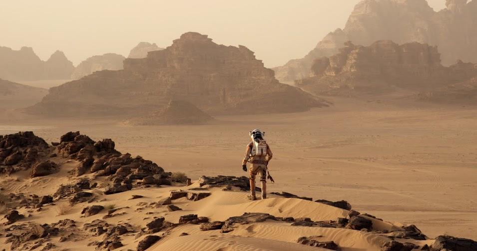 Trailer legendado de Perdido em Marte
