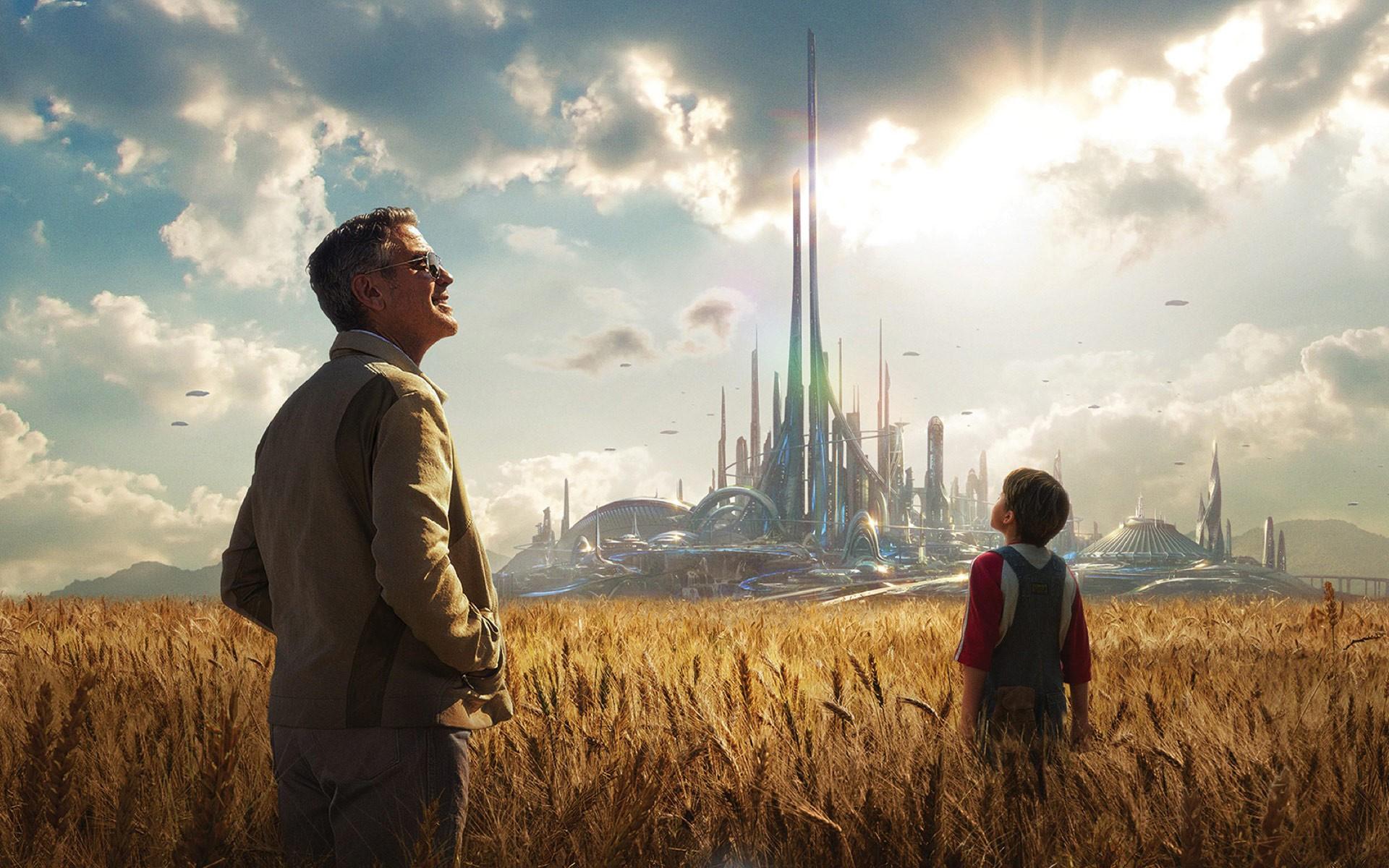 Baixar tomorrowland 2 Tomorrowland: Um Lugar Onde Nada é Impossível Dublado e Dual Audio Download
