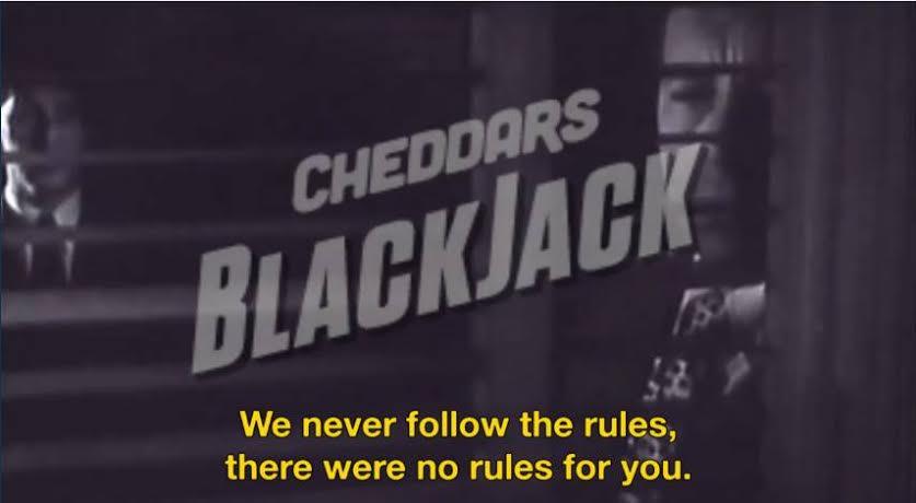 CHEDDAR BLACKJACK