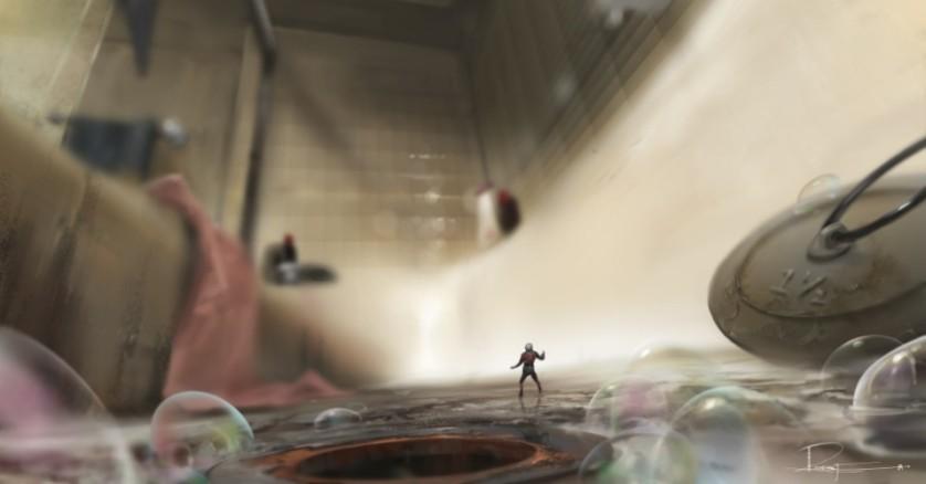 Crítica Homem-Formiga