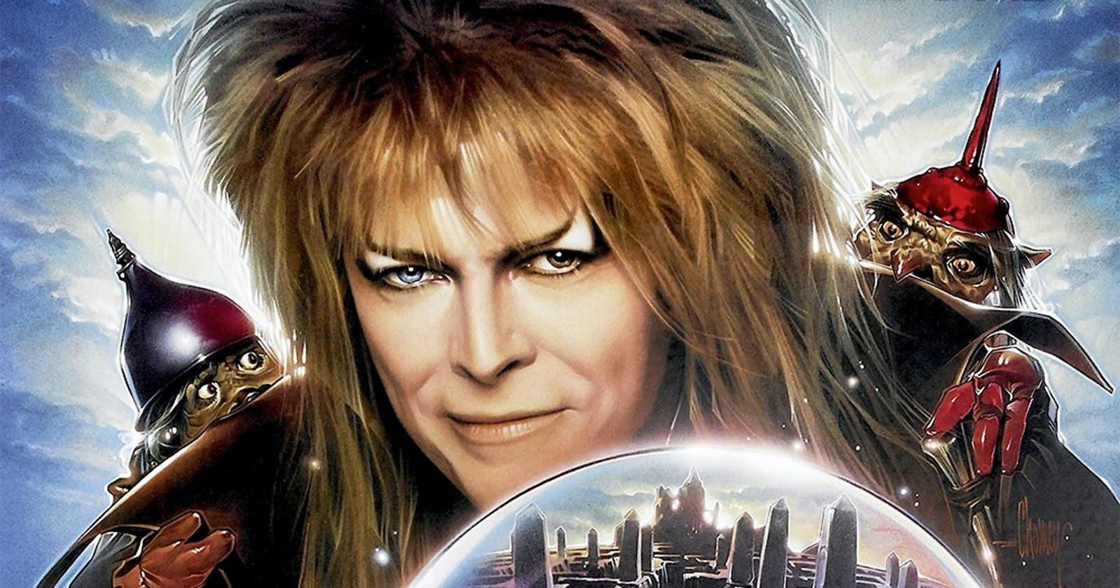 Destaque 5 filmes com participação de David Bowie