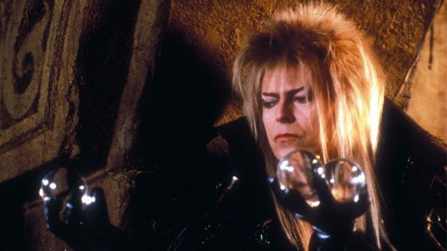 Labirinto David Bowie