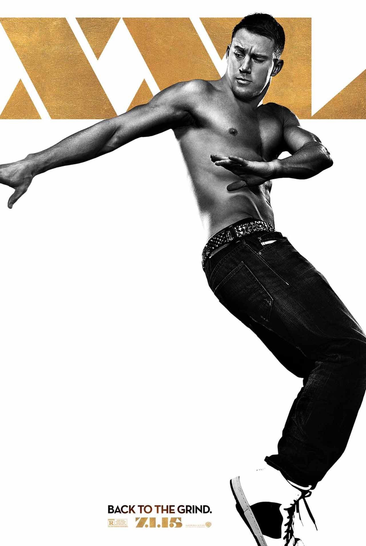 Poster Magic Mike XXL