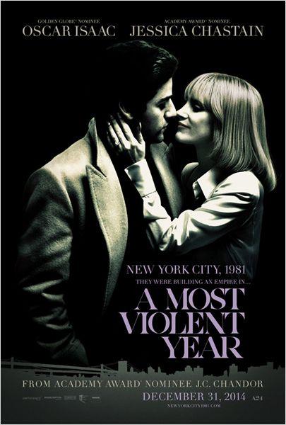Poster O Ano Mais Violento