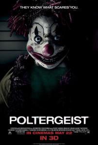 Poster Poltergeist Piores Filmes