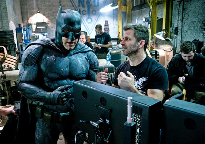 Batman de Ben Affleck será diferente de tudo que vimos