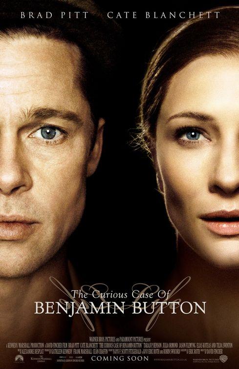 O Curioso Caso de Benjamin Button Poster – David Fincher