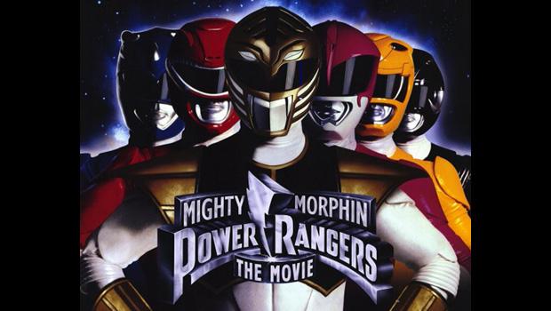 Filmes lançados em 1995 – Power Rangers