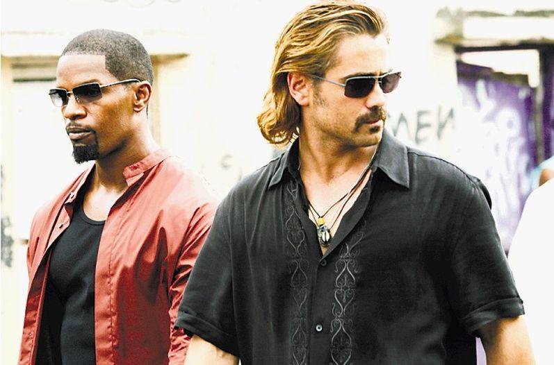 Miami Vice Jamie Foxx Colin Farrell