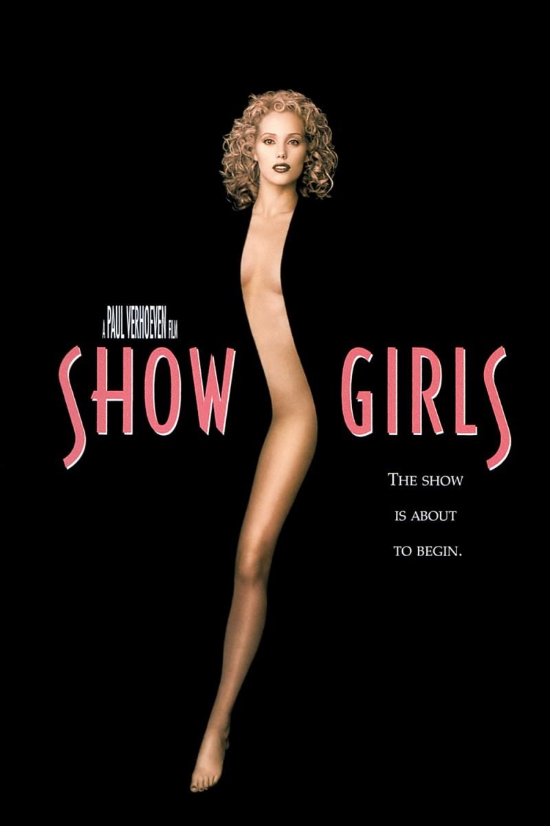 Poster 1995 Showgirls