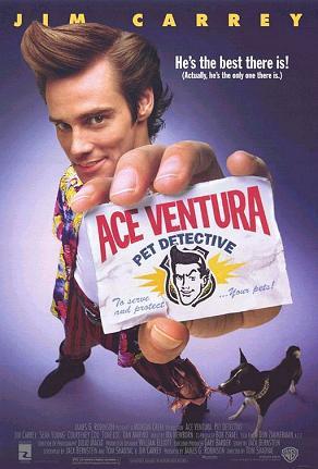 Poster Ace Ventura 1995