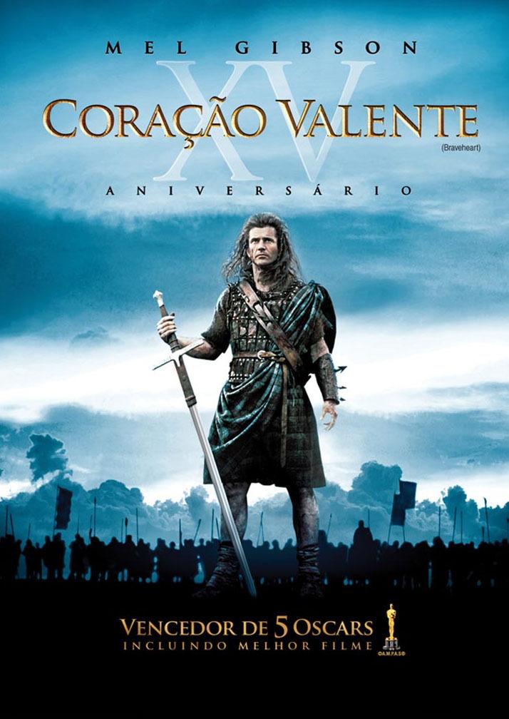 Poster Braveheart Coração Valente 1995