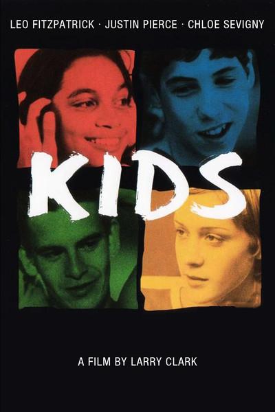 Poster Kids 1995