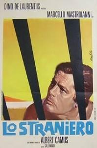 Poster O Estrangeiro