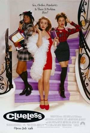 Poster Patricinhas de Beverly Hills Clueless 1995
