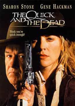 Poster Rápida e Mortal The Quick and the Dead 1995