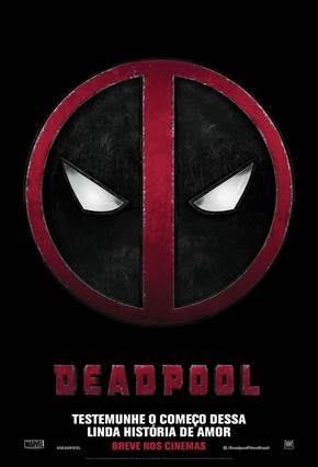 Poster teaser Deadpool