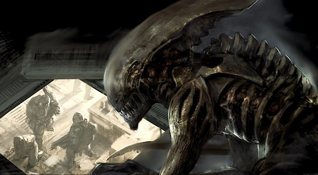 Prometheus 2 estaria atrasando a produção de Alien 5