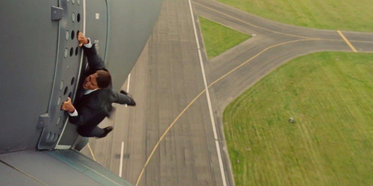 Tom Cruise Missão Impossivel